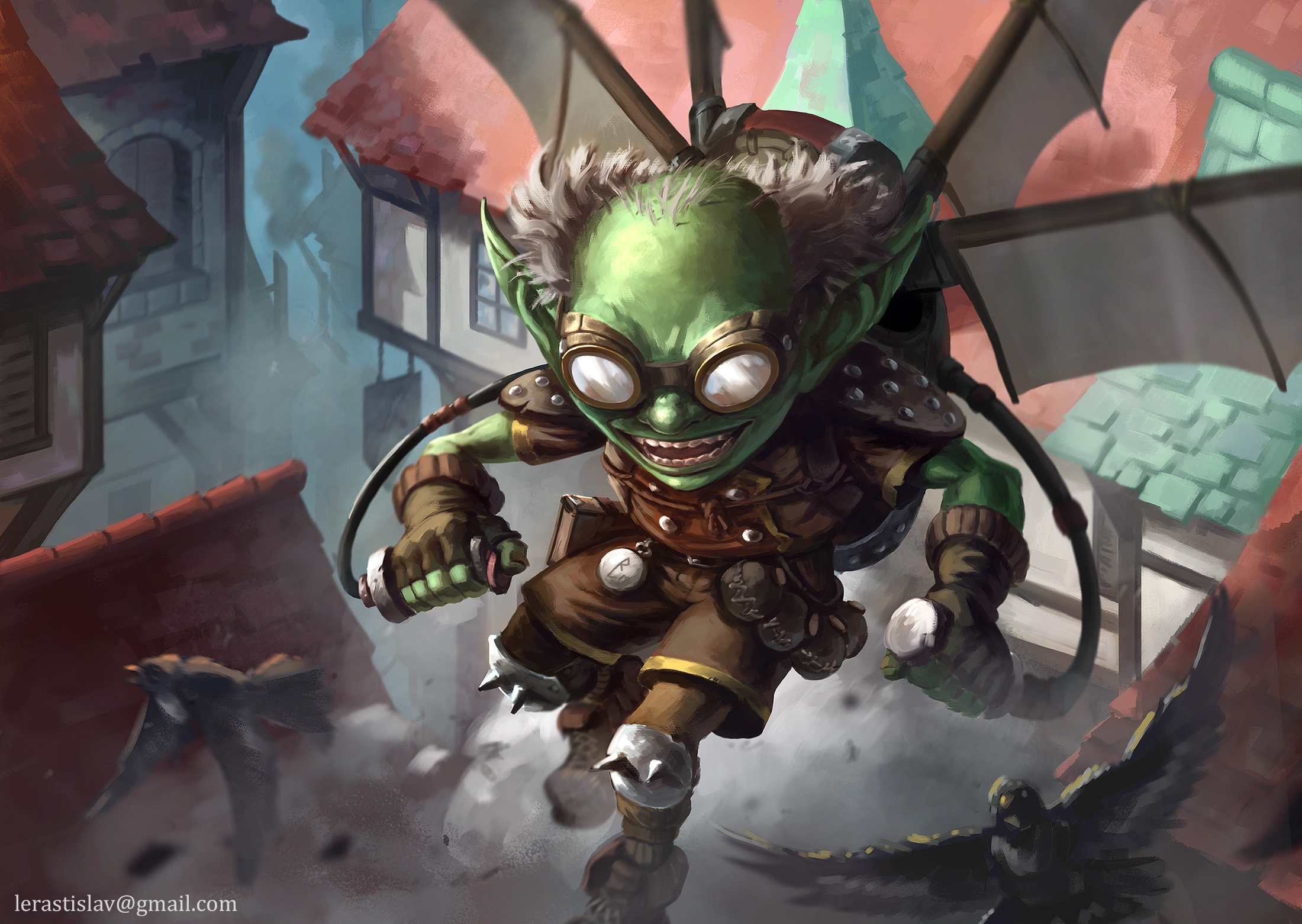Goblin Engineer