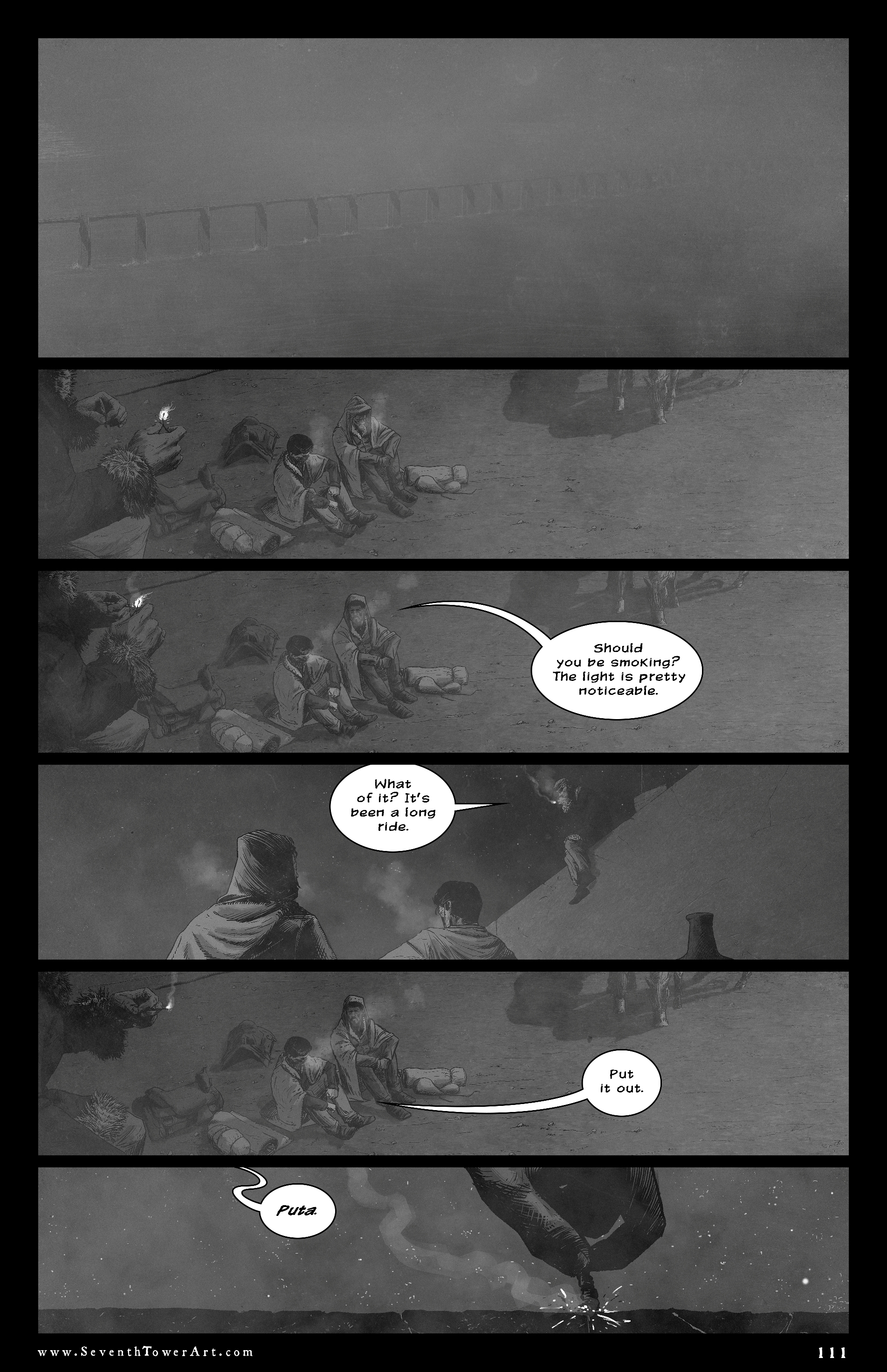 Gravehill - Chapter 05 - Page 19