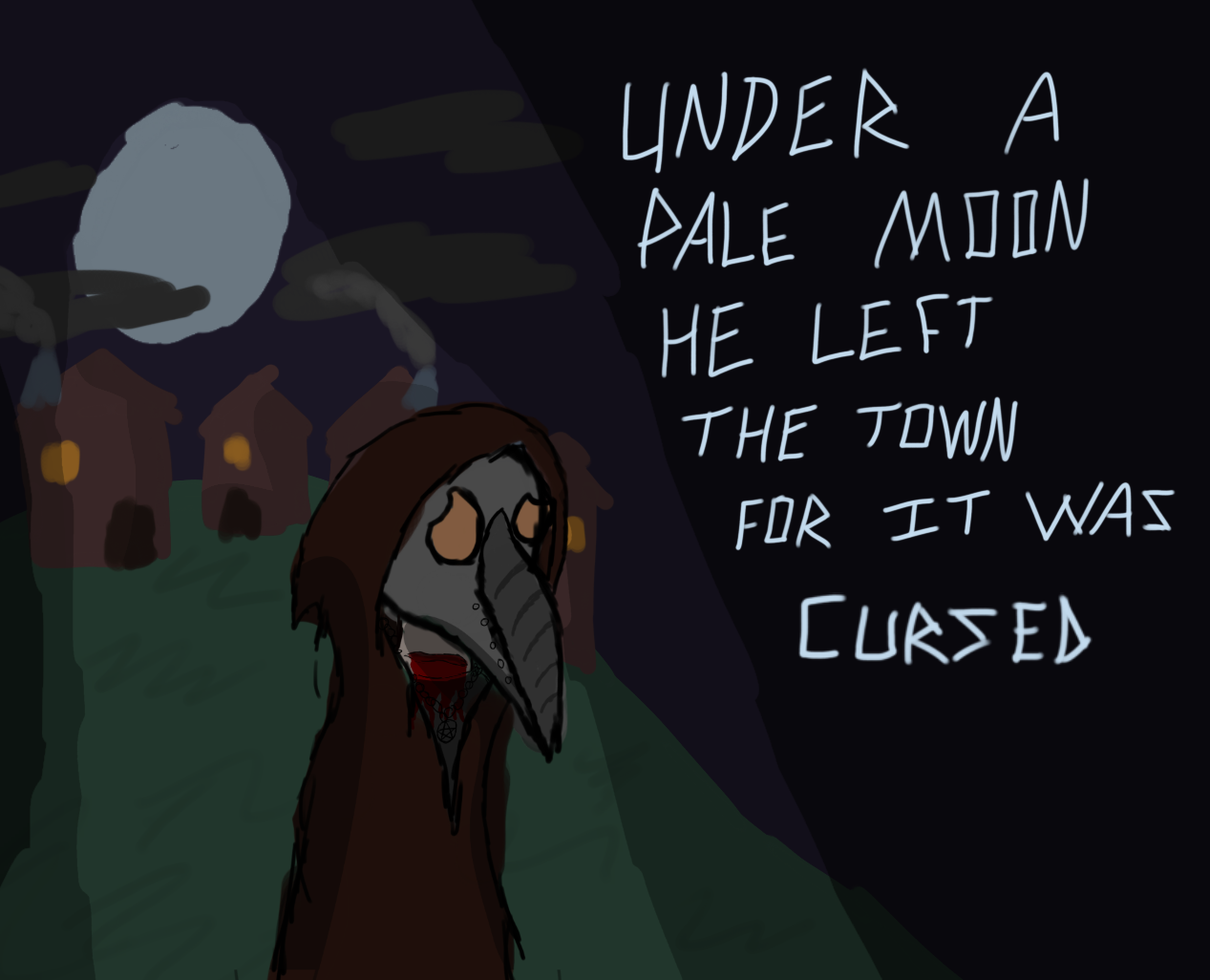 Under a Pale Moon