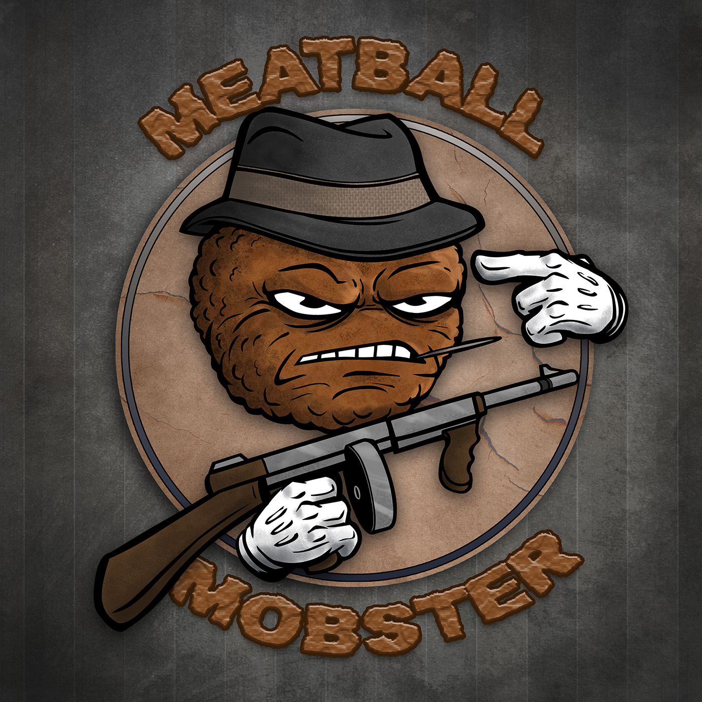 Meatball Mobster