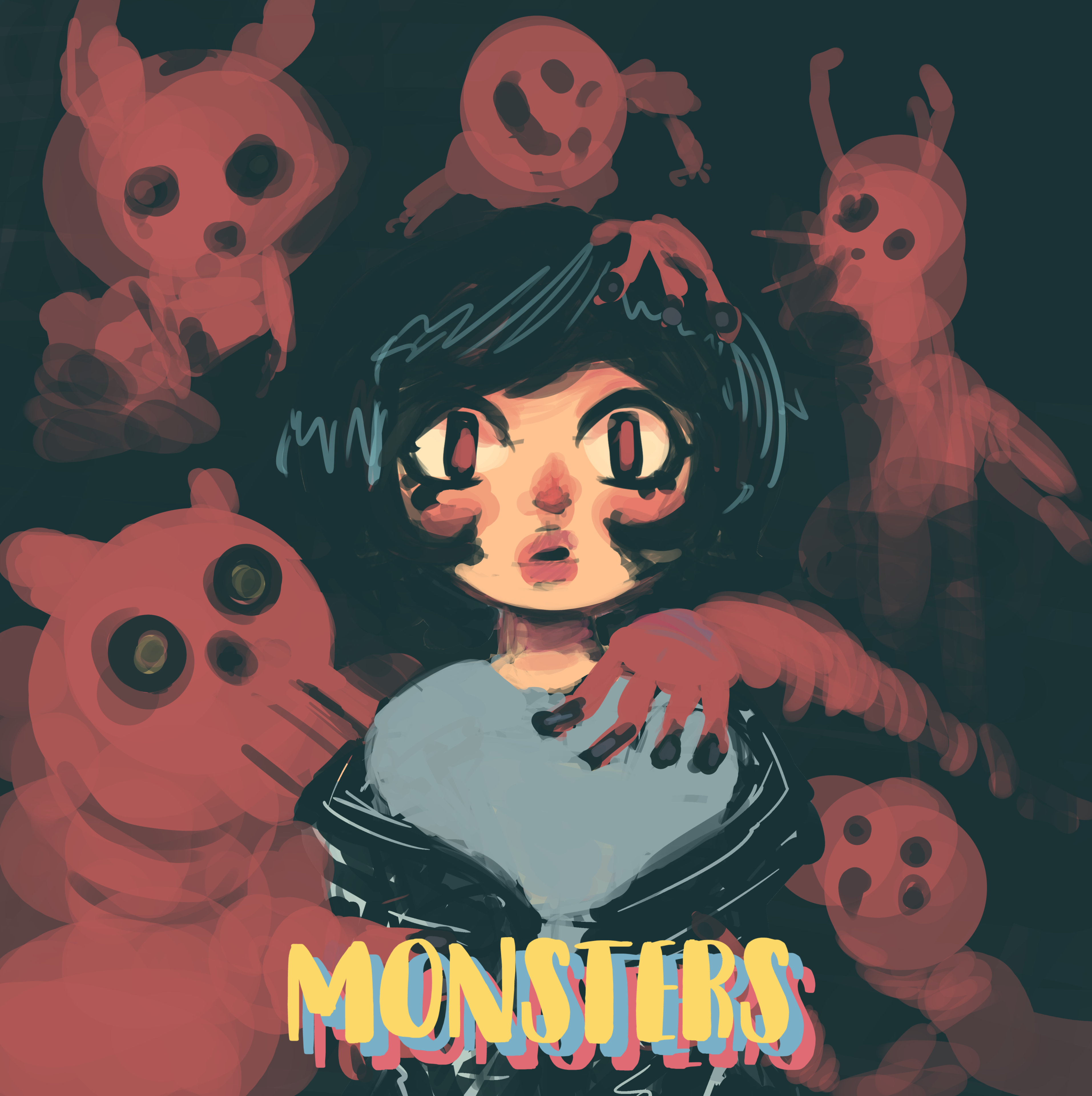 Monsters...