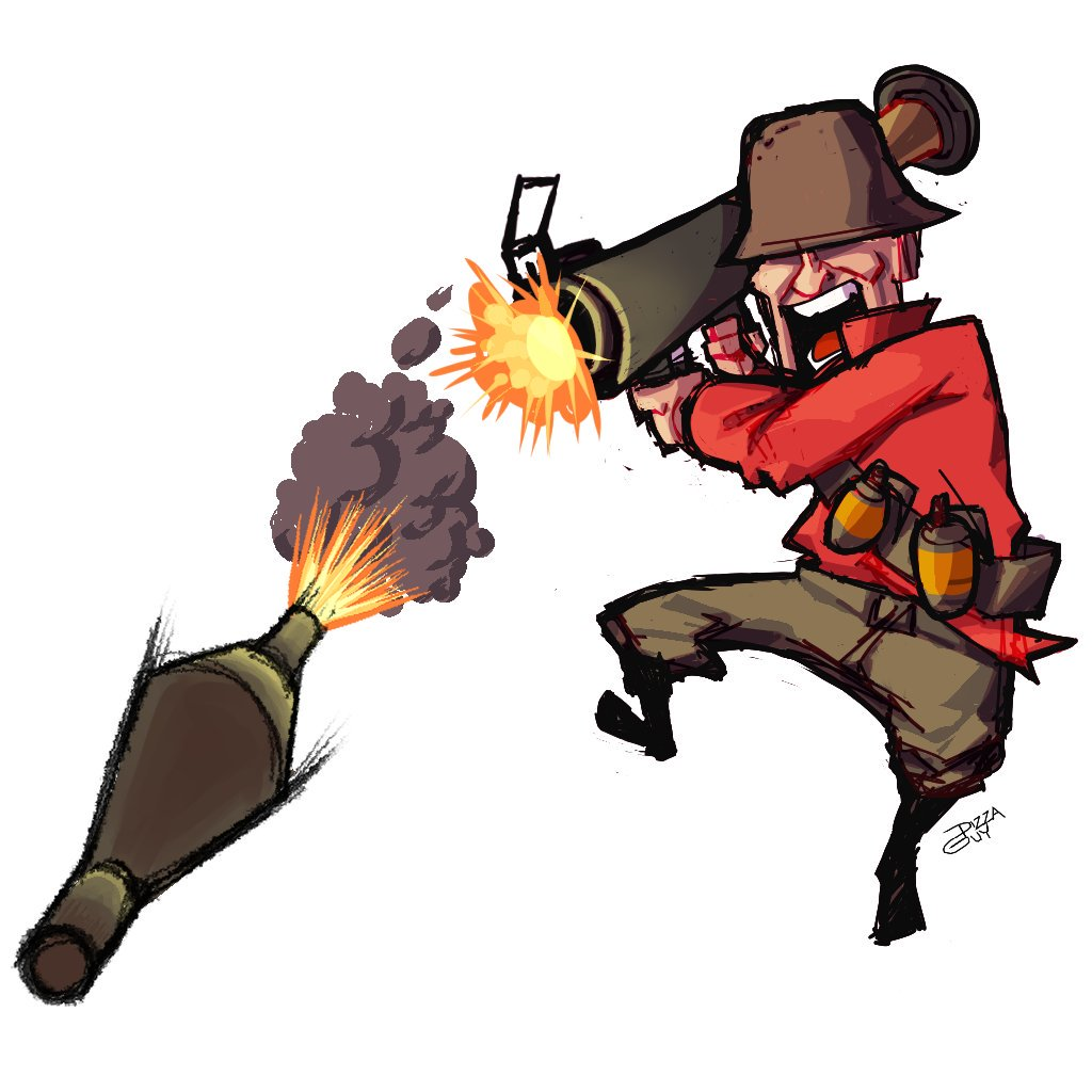 Soldier TF2