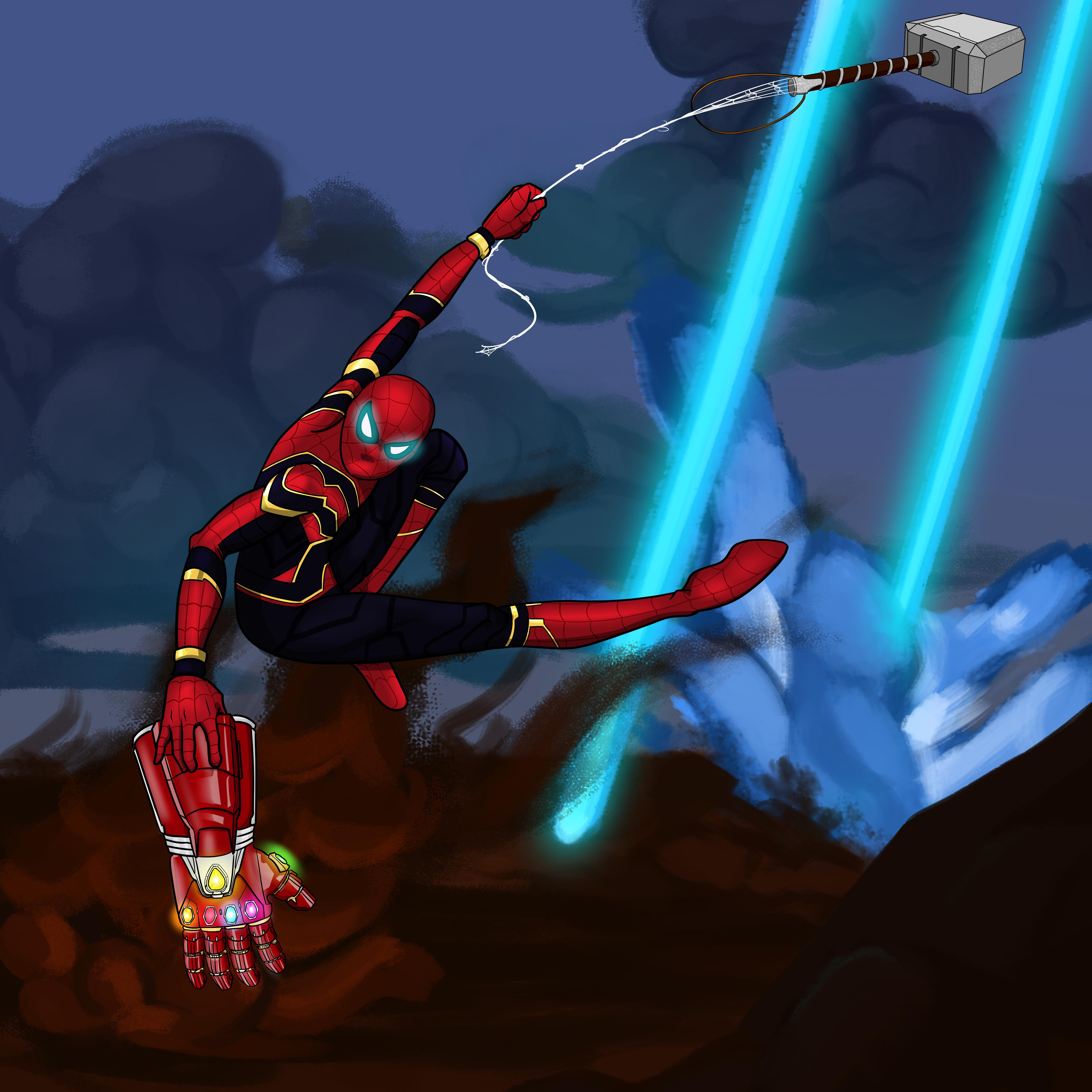 Endgame: Spider-man