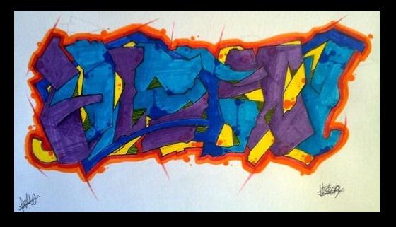 History - Graffiti