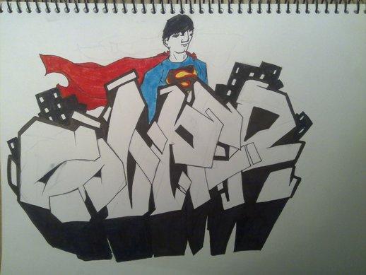 Super - Graffiti