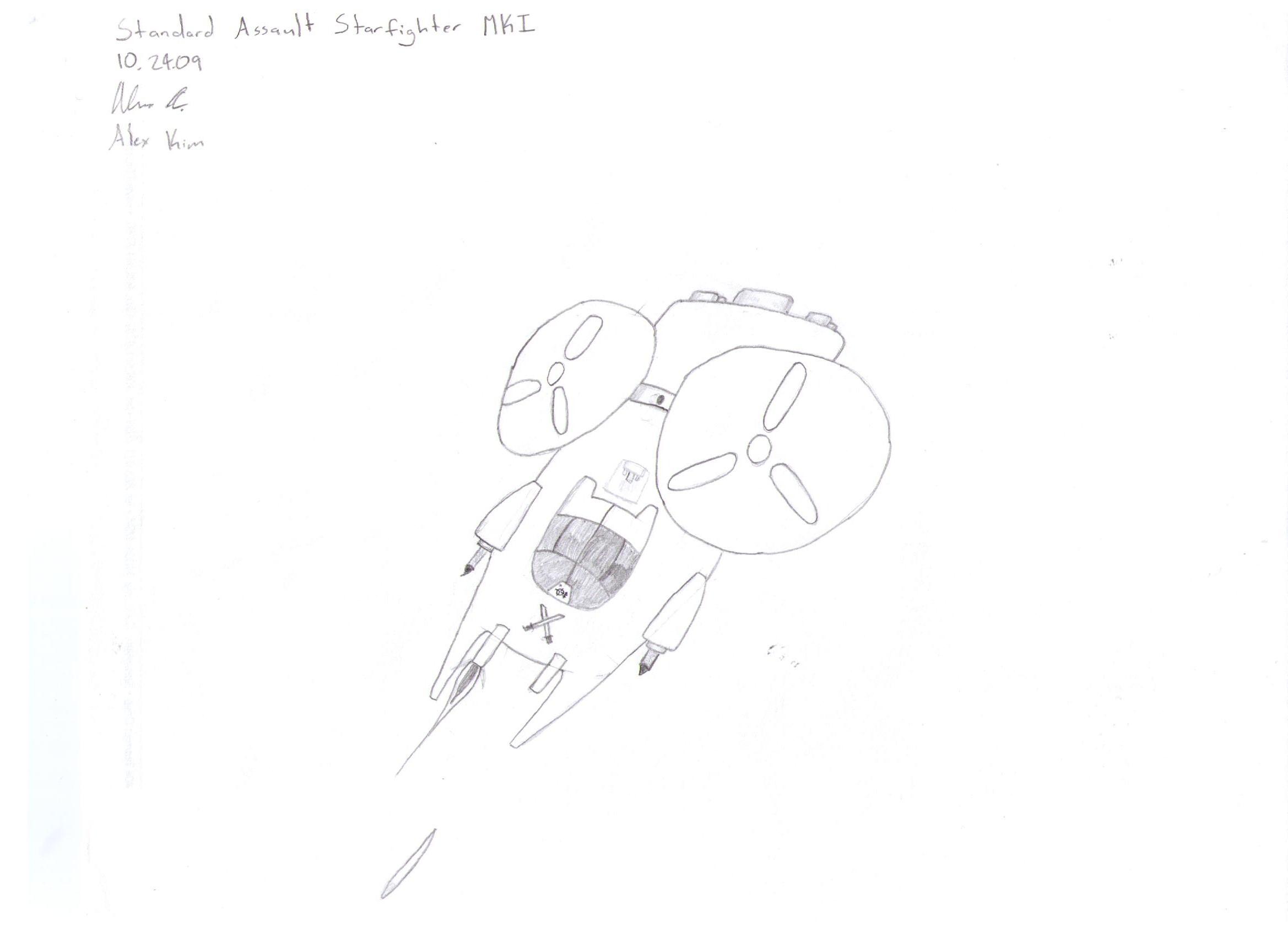 Standard Assault SFMKI