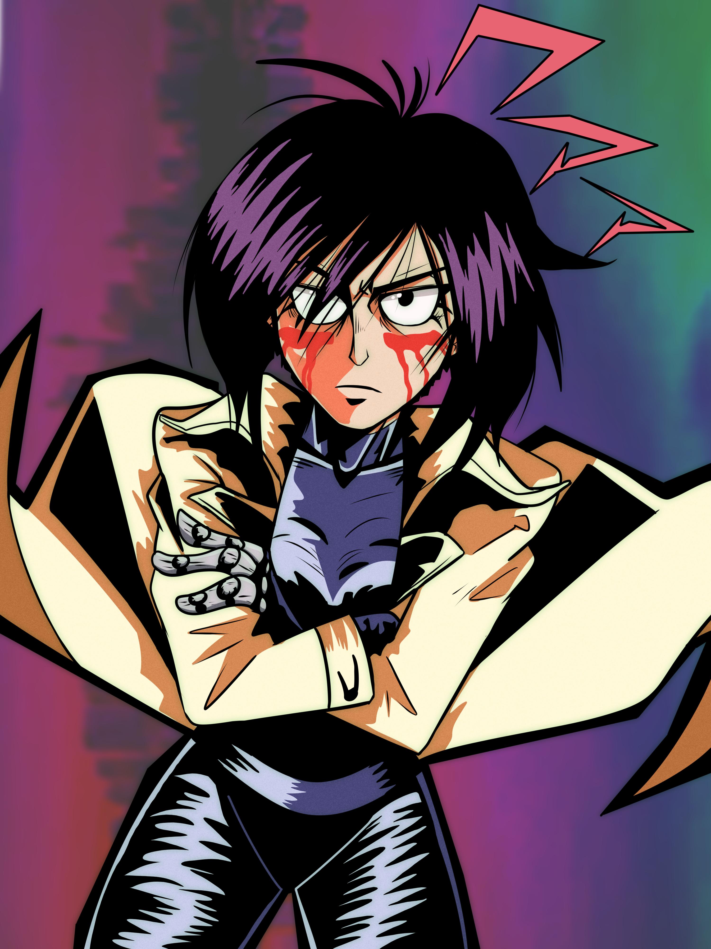 The Battle Angel, Alita