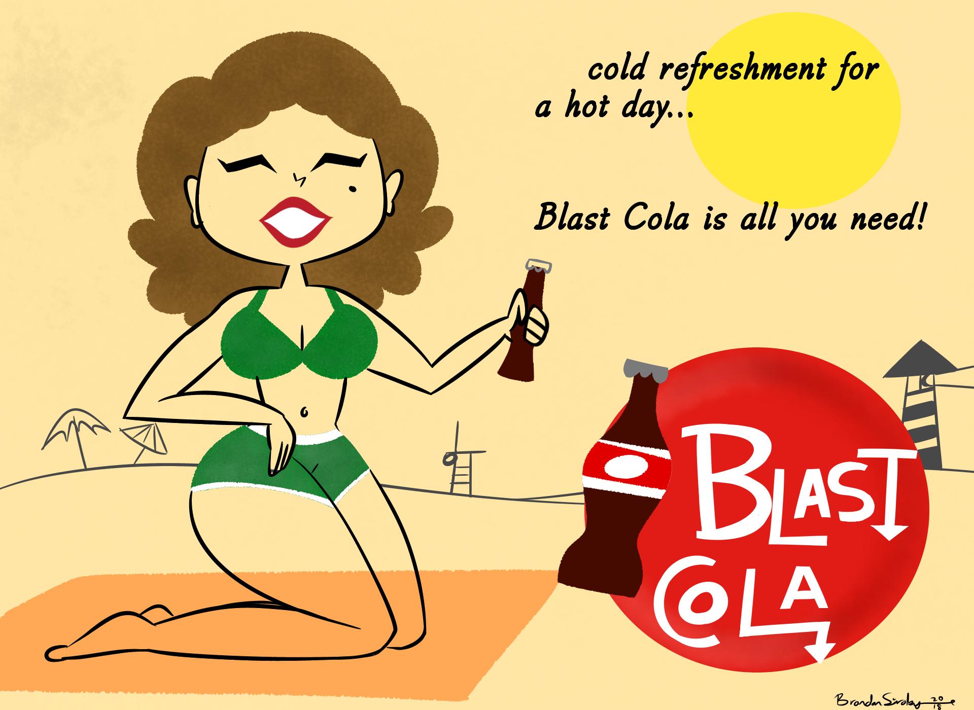 Blast Cola (2018)