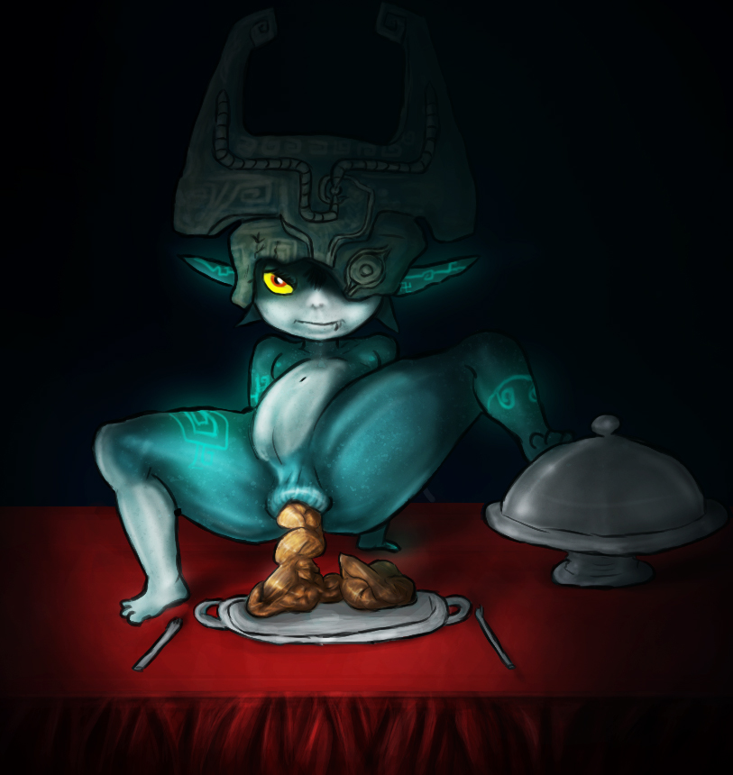Dining with Midna