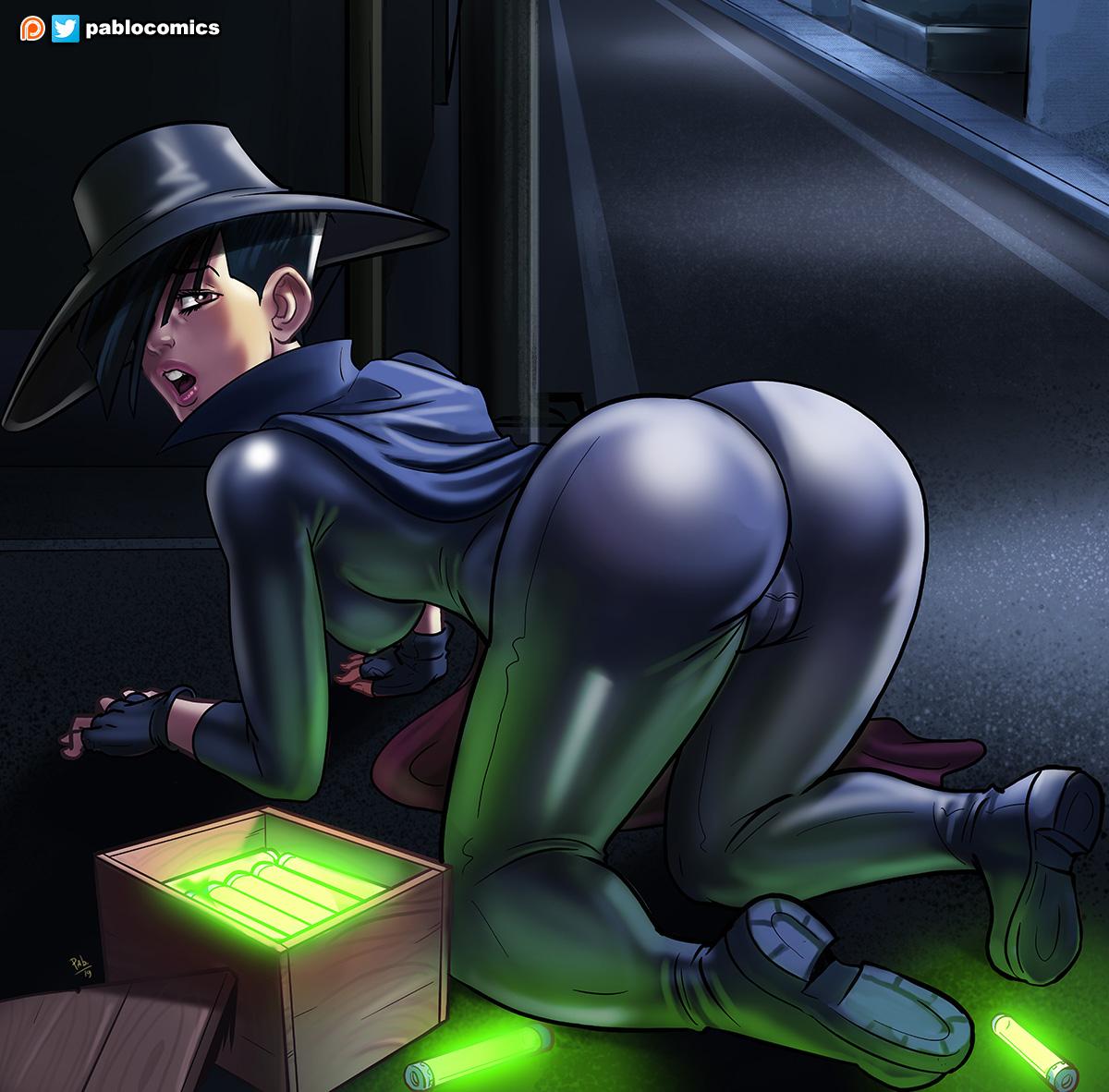 cybersix butt