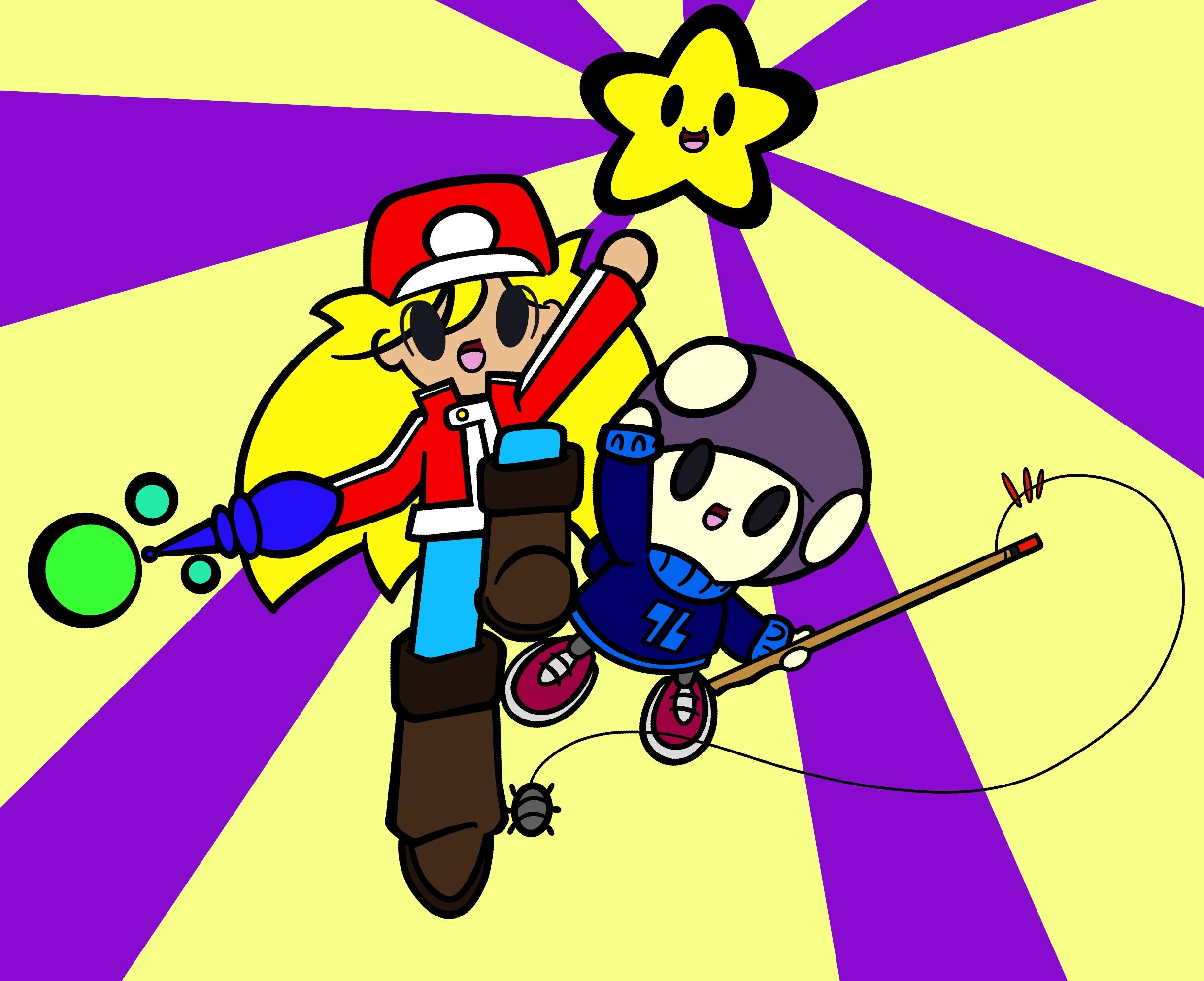 Power Stars!!!!