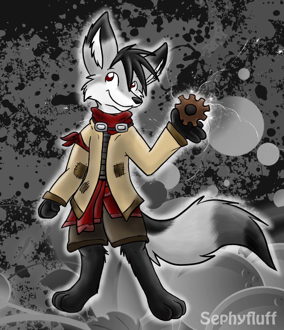 Donnie the Silray Fox