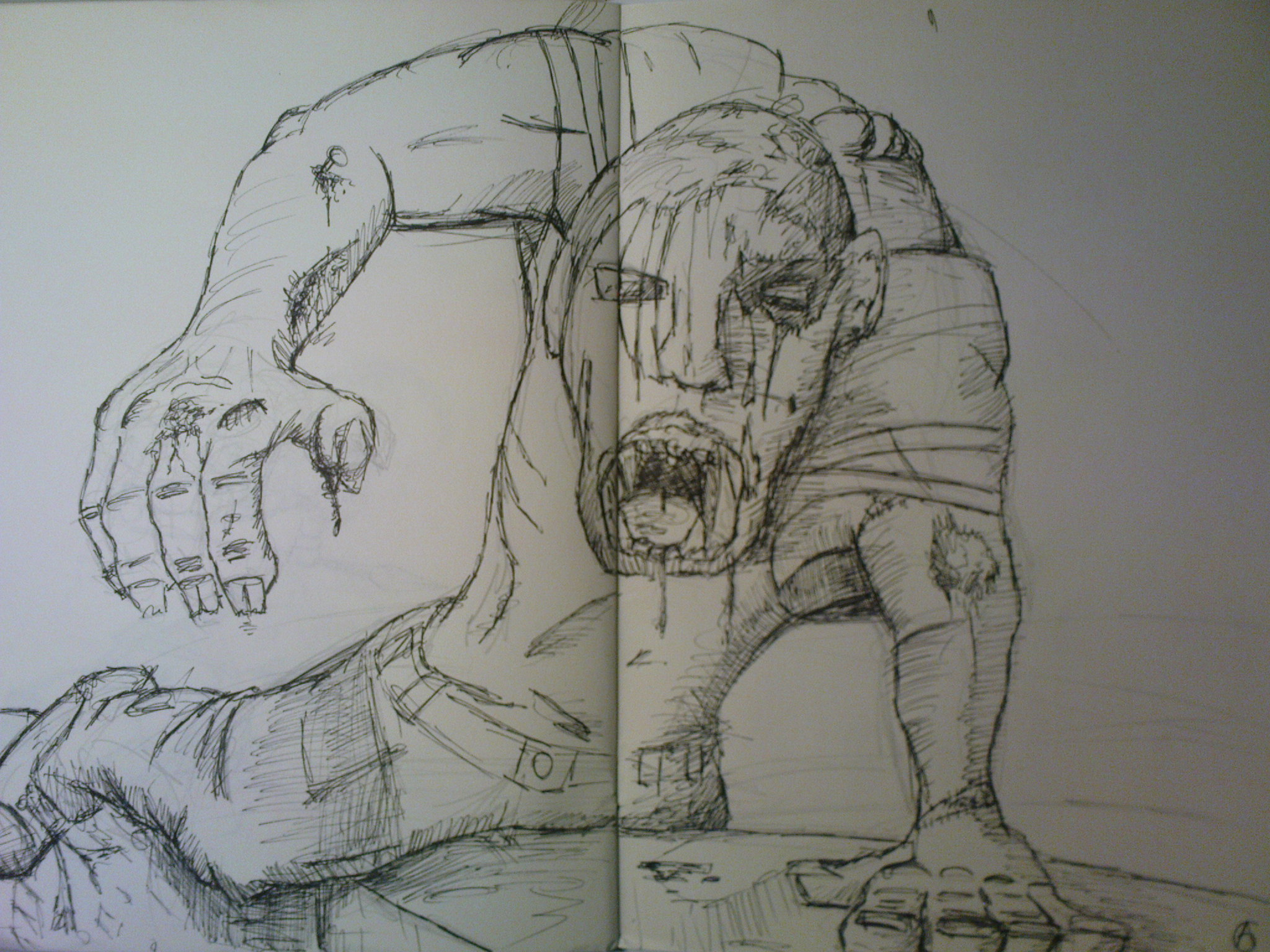 Just a Zombie ;D