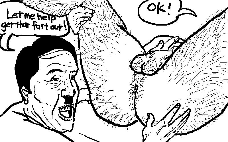 Hitler Fart!