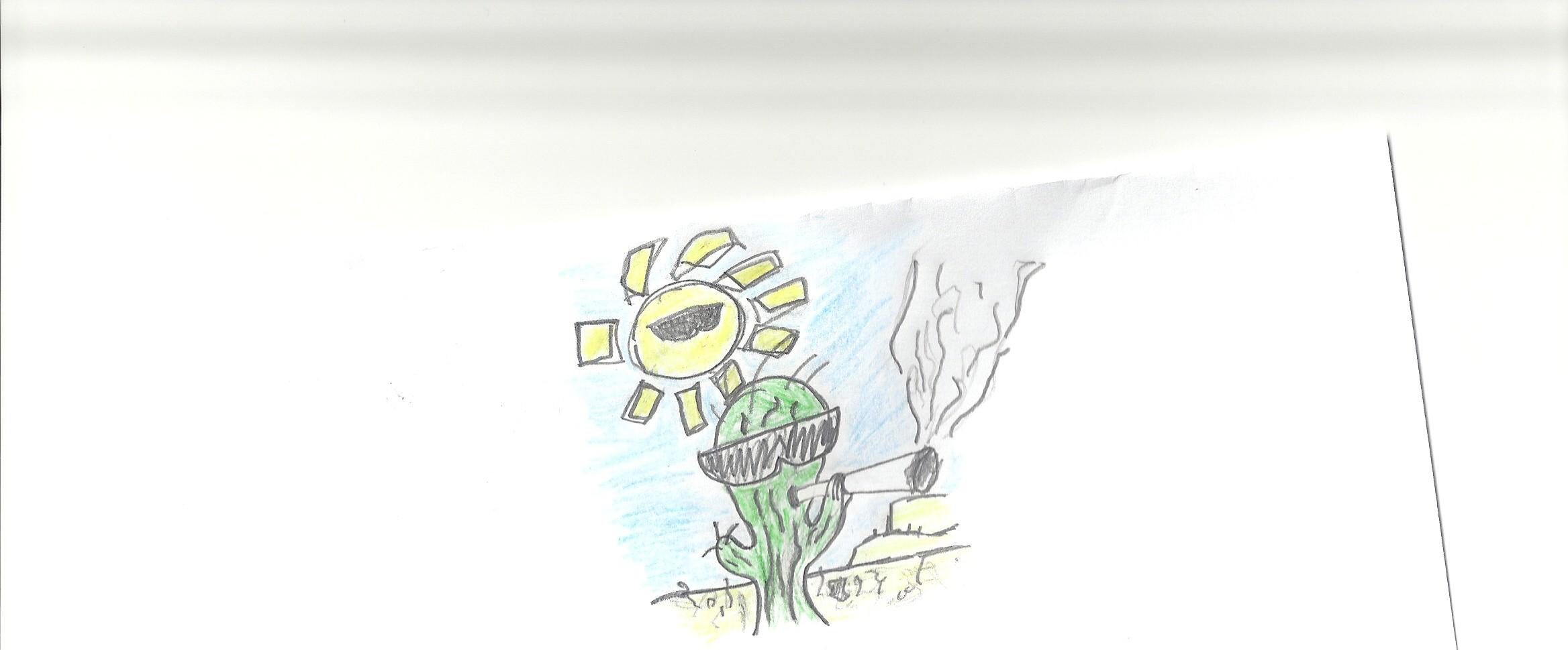 Stoner Cactus!
