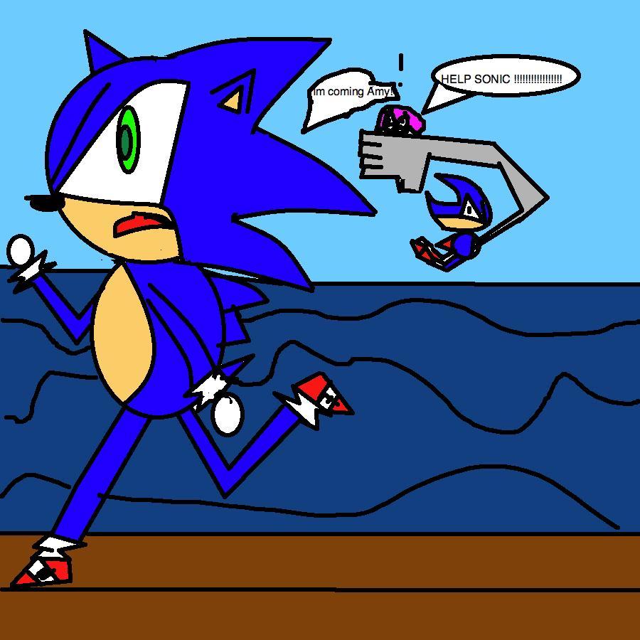 Sonics rescue