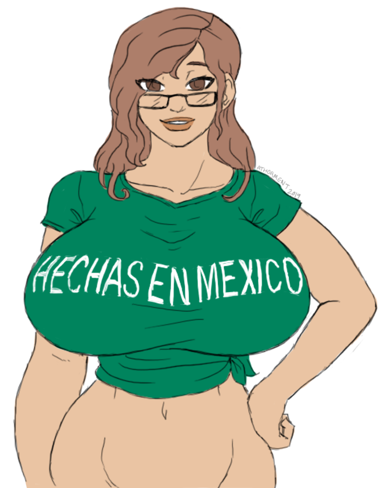 Evelyn is Made in Mexico