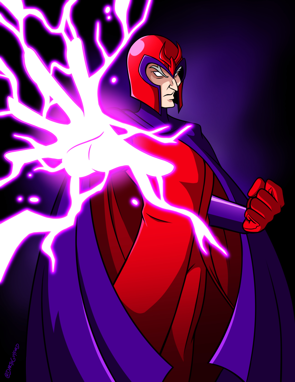 The Master of Magnetism