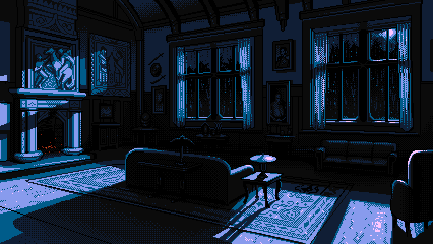 Mystery Game Background #3