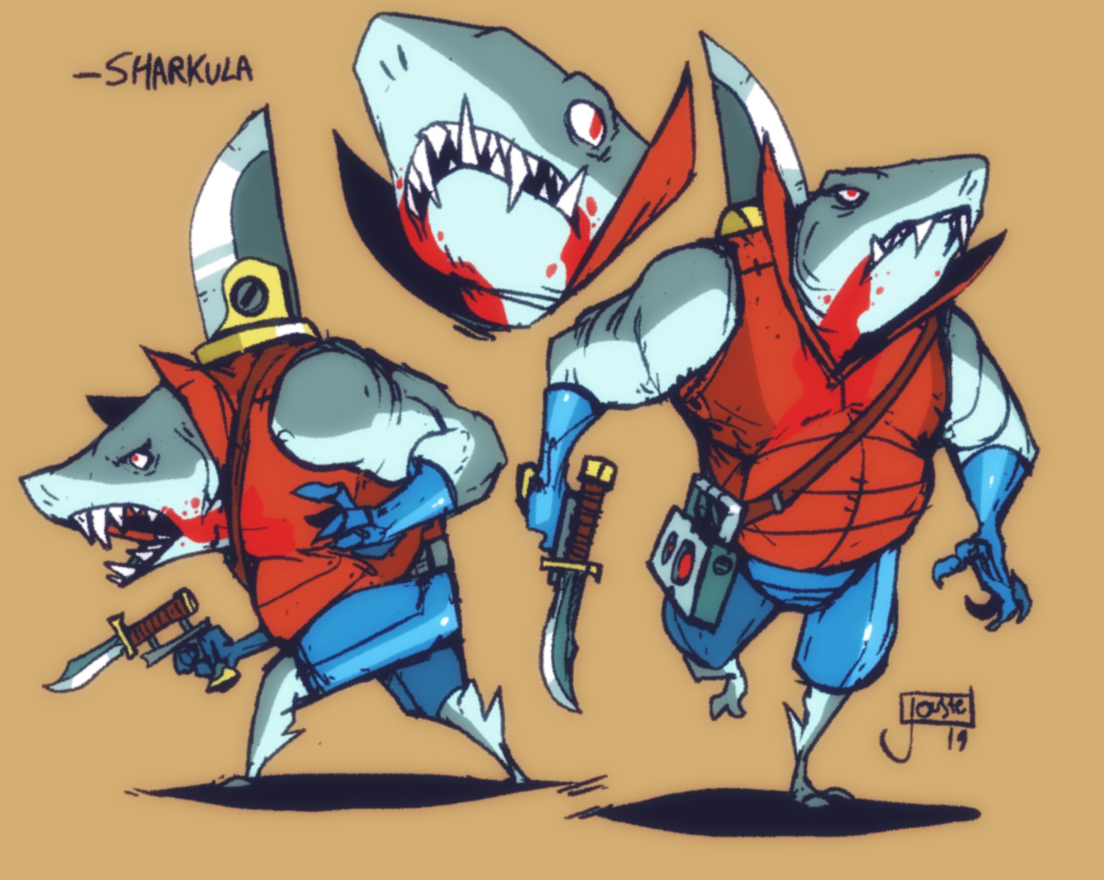 Sharkula