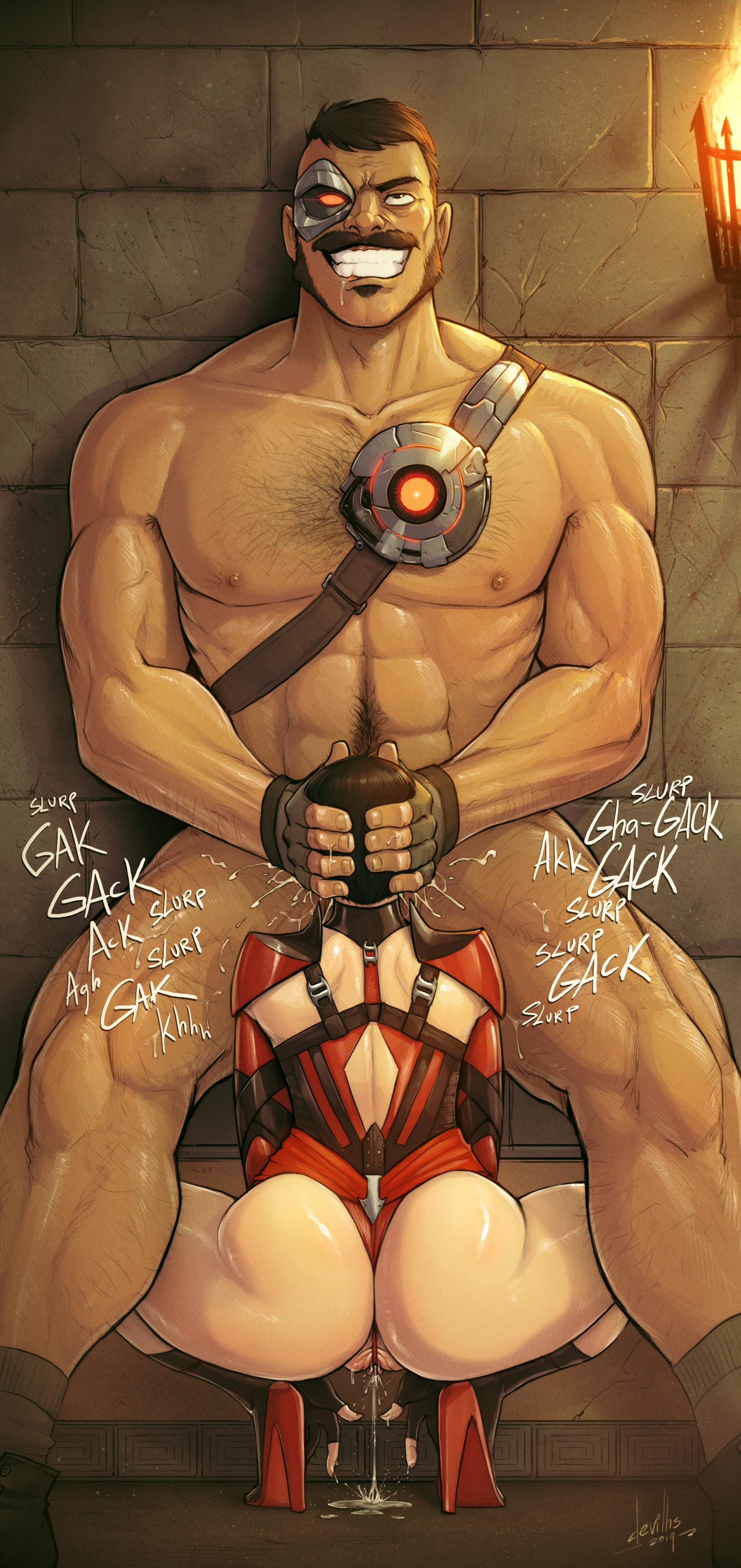 Mortal Kombat: Skarlet/Kano