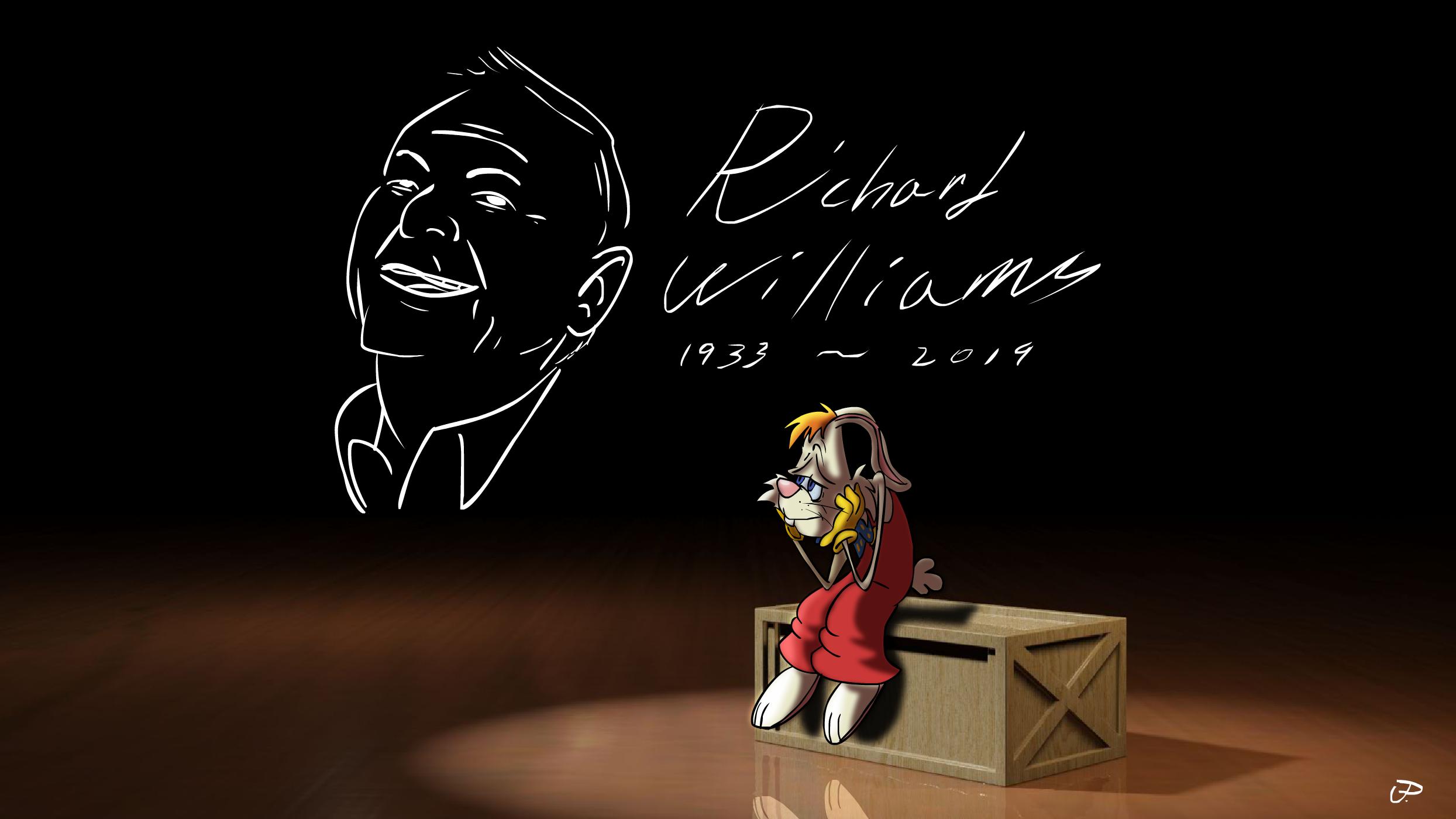 Richard Williams 1933 - 2019