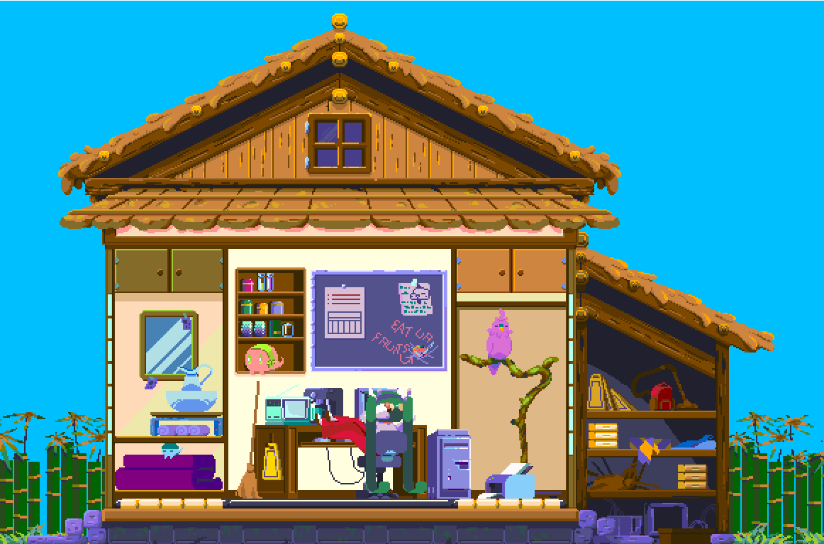 The Janitor's Office
