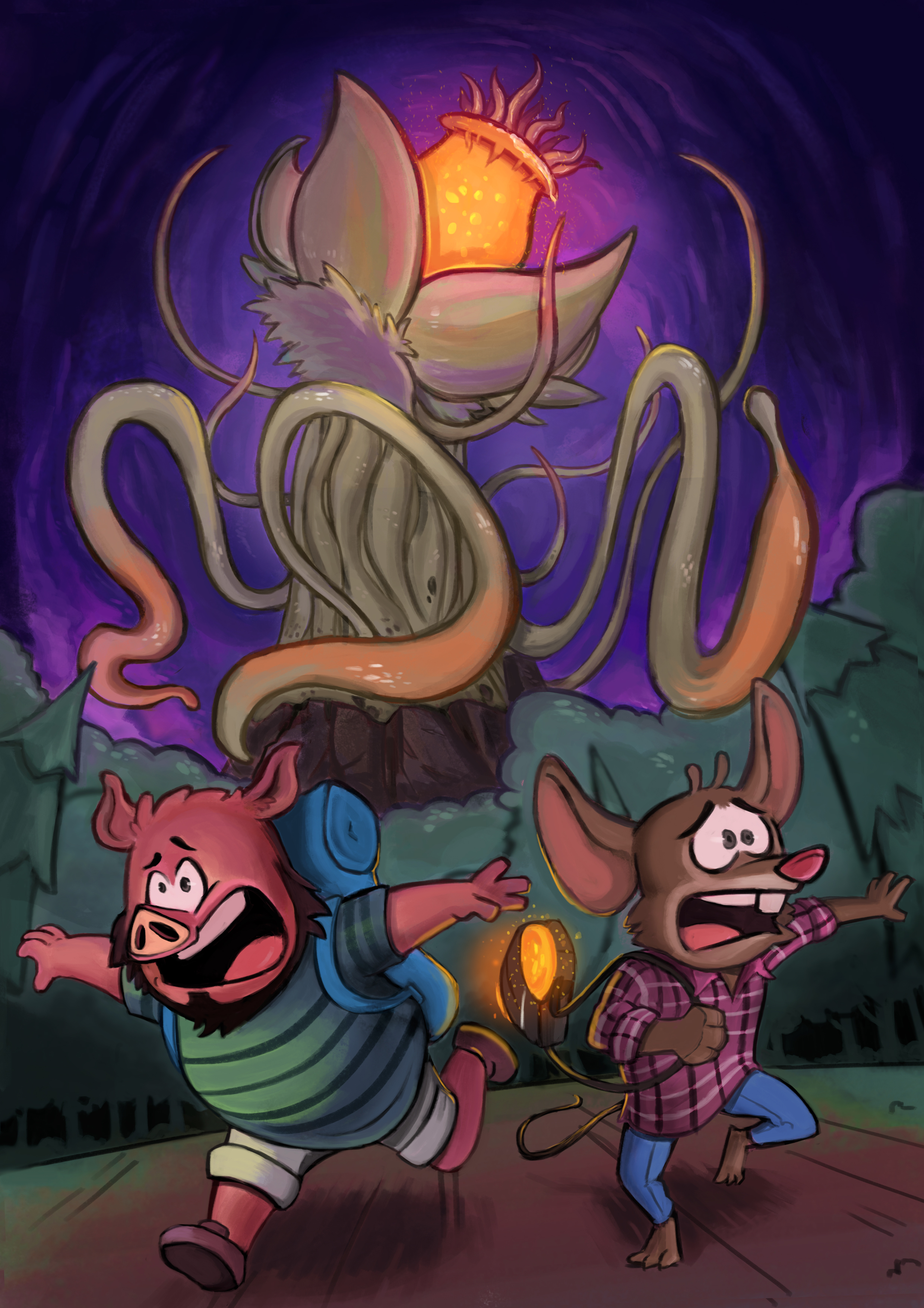 The Pig and Rat Adventures