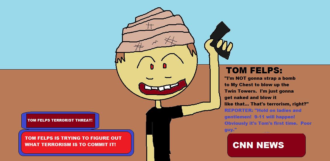 HOOKED ON TERRORIST! LEARN IT!