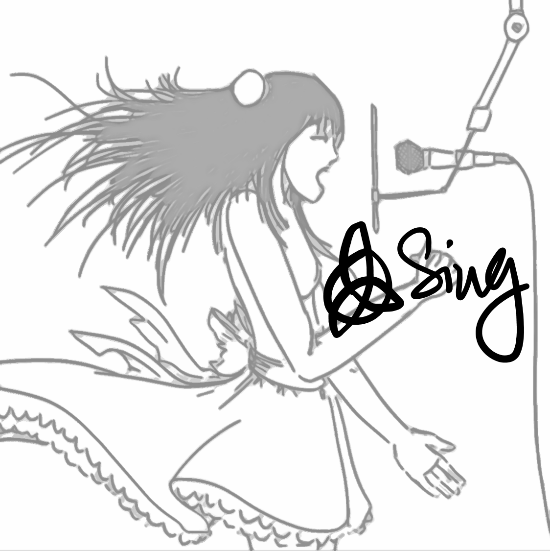 Sing ~ Sleeve Cover