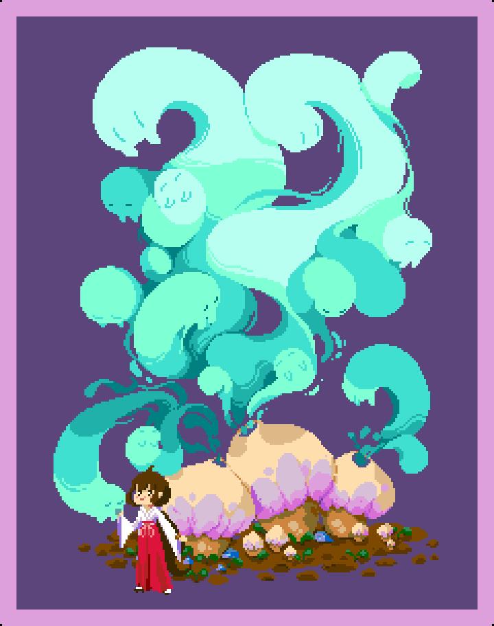 Ghost Mushroom Valley