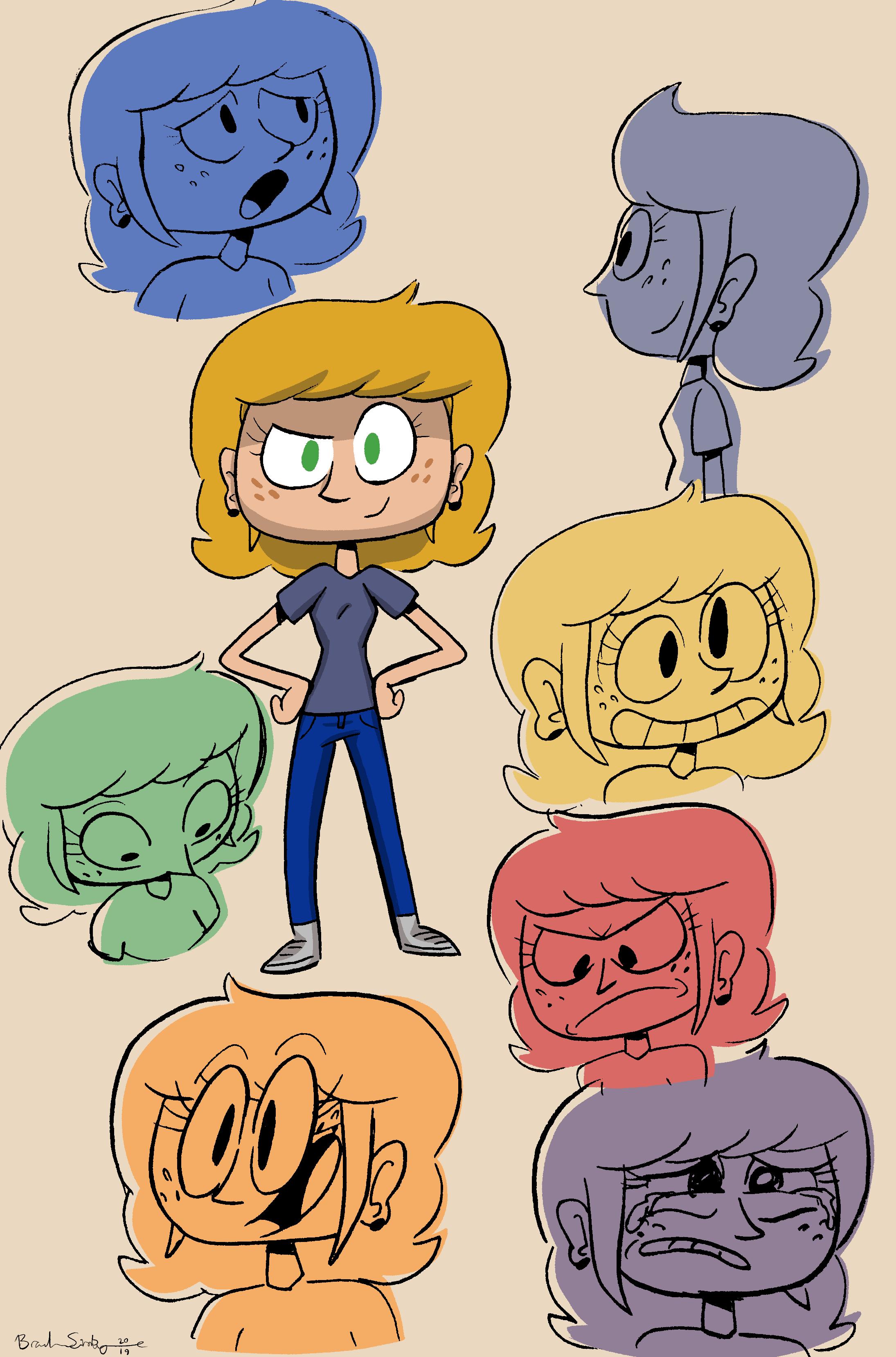 Some Brooks