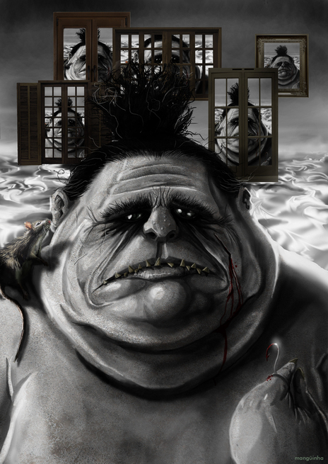 Despair Sandman by Manguinha on Newgrounds