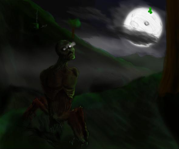 Credit Score Report >> Creepy Creeper by stompedgoomba on Newgrounds