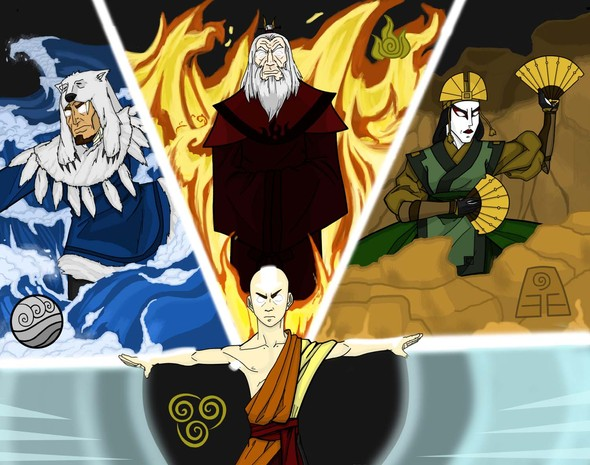 The Avatar State by ChaseCraft11 on Newgrounds
