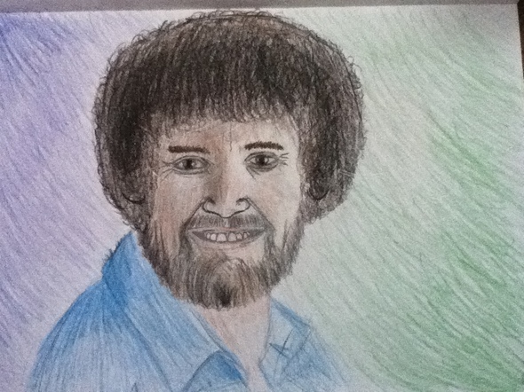 Bob Ross Can T Paint People