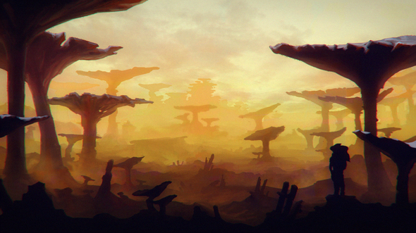 Shroomlands by Katatafisch on Newgrounds