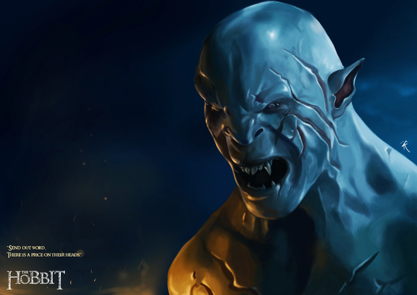 azog the defiler by akirahmat on newgrounds