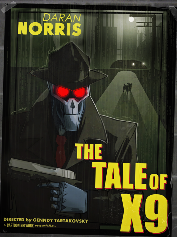 The Tale of X9 by Paxilon on Newgrounds