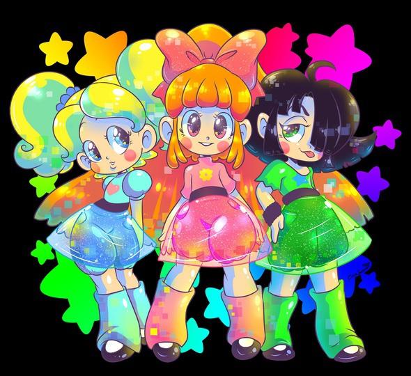 Credit Score Free >> The Powerpuff Girls by doublemaximus on Newgrounds