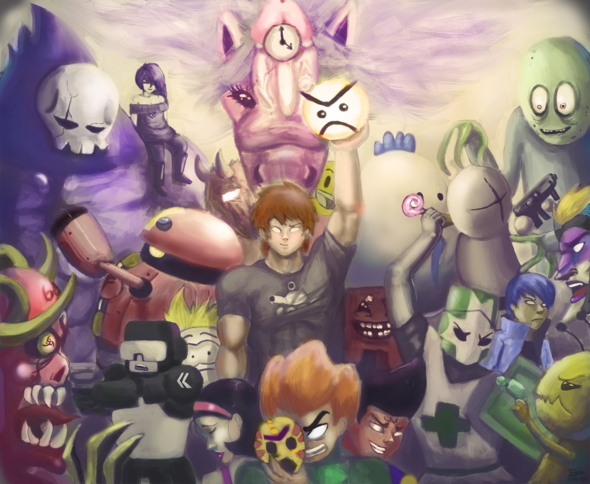 ng pico wars by dynoxter on newgrounds