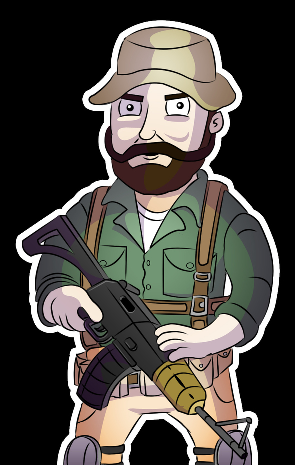 Captain price by SemiCubic on Newgrounds