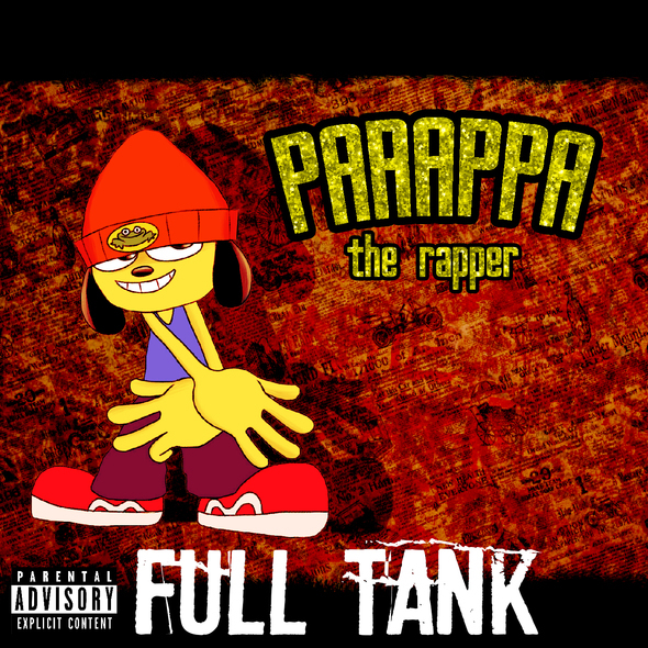 Parappa The Rapper Food Court Scrtch