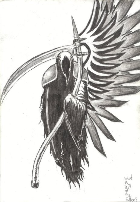 reaper by arkanrais on newgrounds