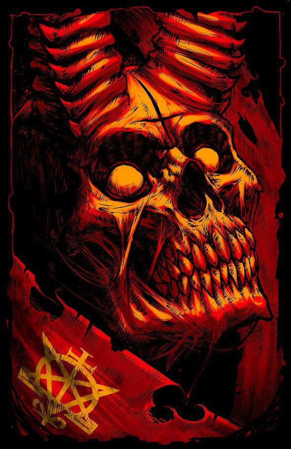 My Credit Score >> Blood God RED by OmegaBlack1631 on Newgrounds