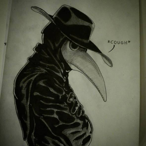 Plague Doctor By J-Caro On Newgrounds