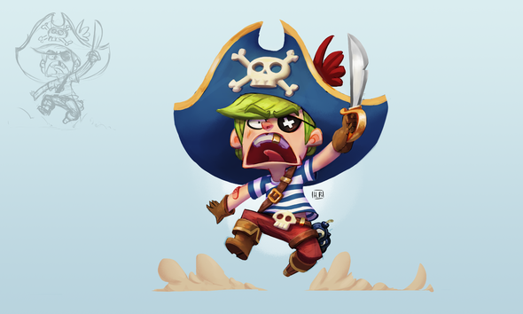 you are a pirate newgrounds