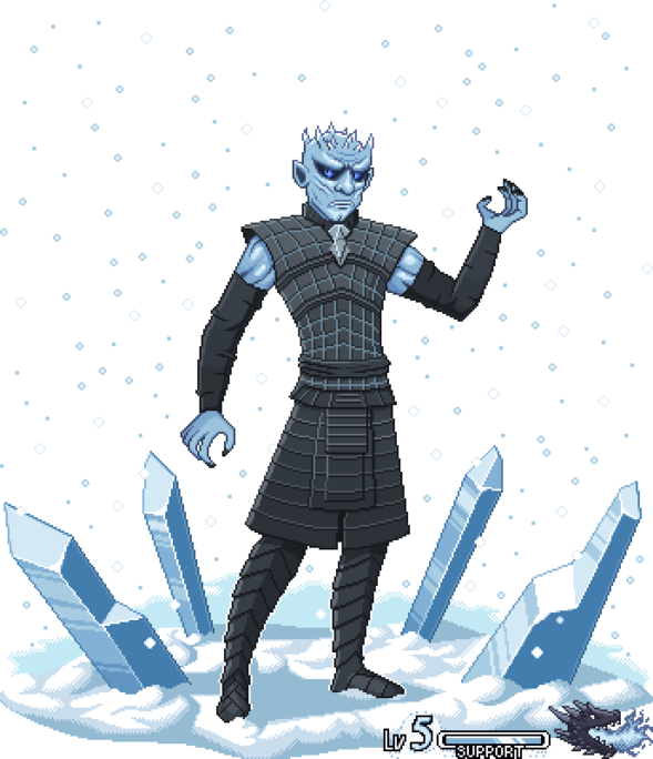 33 Night King From Game Of Thrones By Scepterdpinoy On