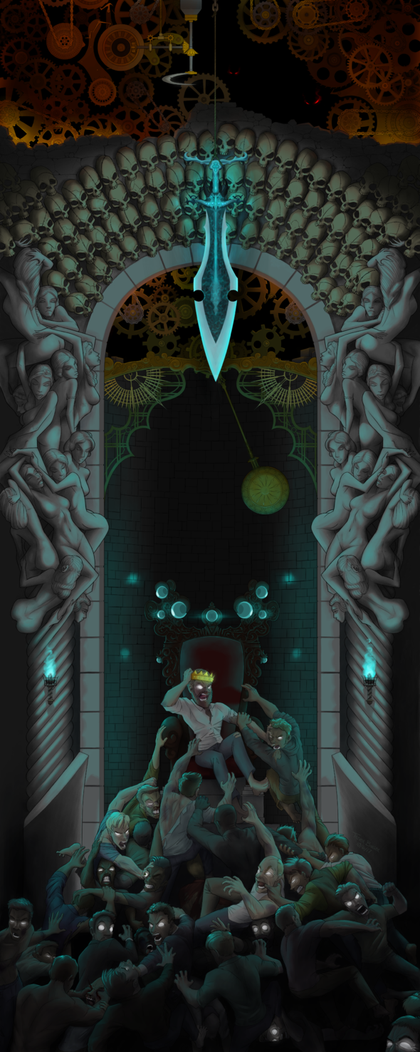 Get Free Credit Report >> Sword of Damocles by FleckoGold on Newgrounds