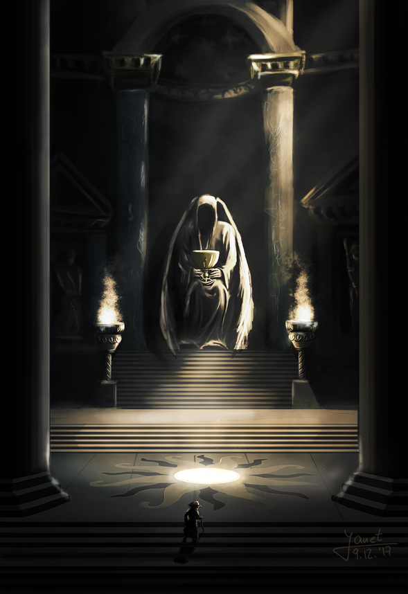 Thank You For Your Order >> Temple of Pelor by Jafrie-Art on Newgrounds